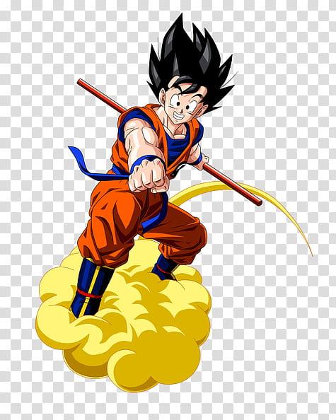 Goku, Son Goku transparent background PNG clipart.