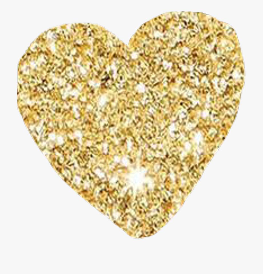 Sparkle Clipart Gold Glitter.