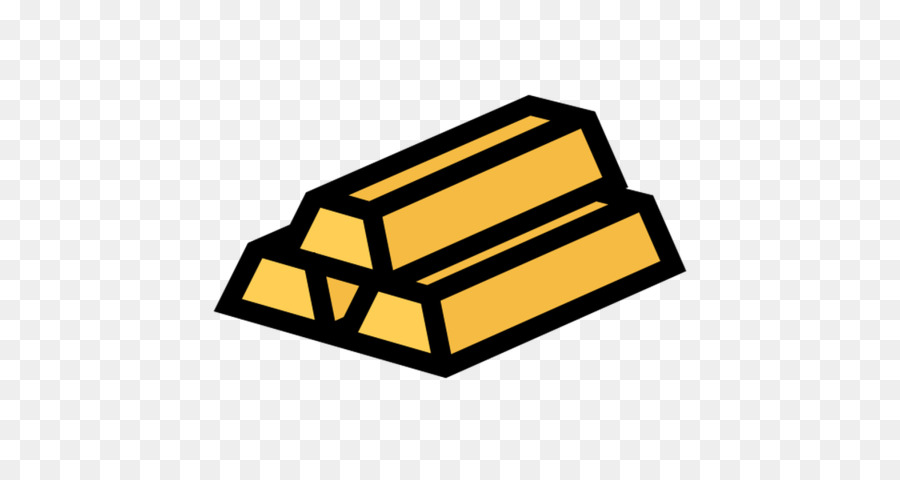 Gold Bar clipart.