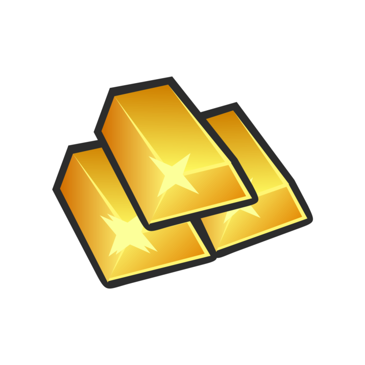 Gold Biscuit Clipart PNG Image Free Download searchpng.com.