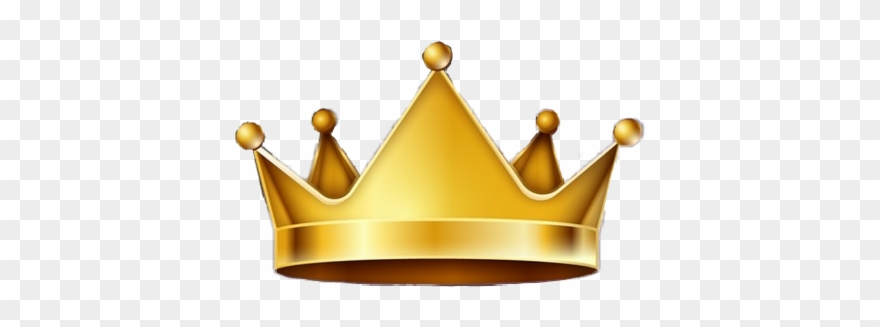 Queen Clipart Crown Gold.