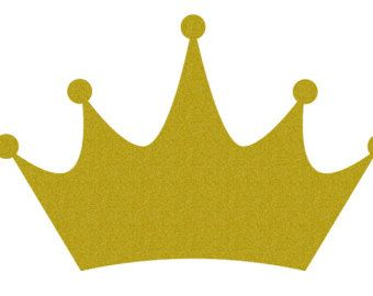 Awesome Gold Crown Clipart gold clipart princess crown pencil and in.