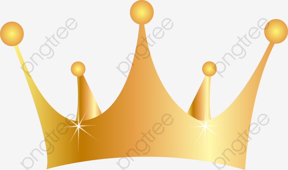 Golden Crown, Crown Clipart, Golden, Shine PNG Transparent Image and.