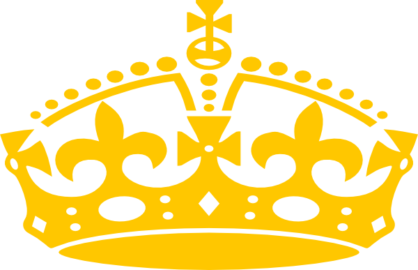 Gold Crown Clip Art at Clker.com.