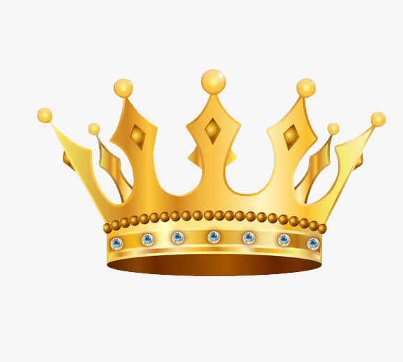 Golden Crown, Crown Clipart, Gold, Crown PNG Transparent Image and.