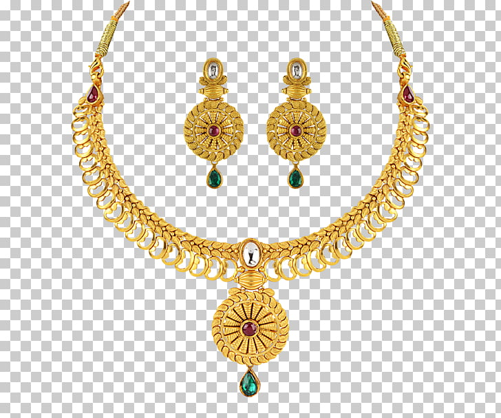 Earring Jewellery Necklace Gold Jewelry design, jewelery PNG.