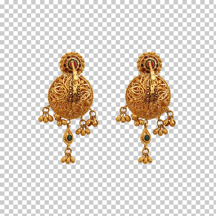 Earring Jewellery Gold Jewelry design Necklace, hyderabad.