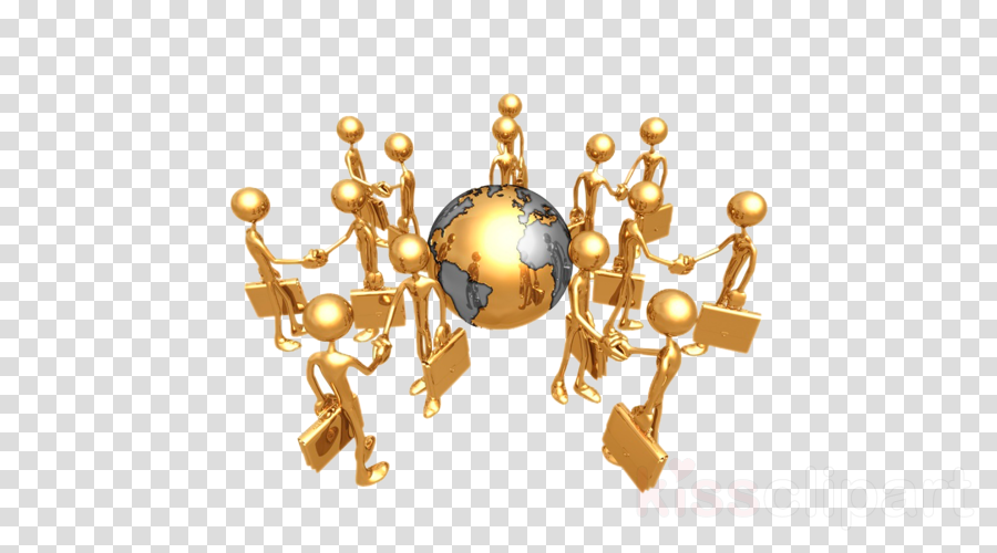 Gold Background clipart.