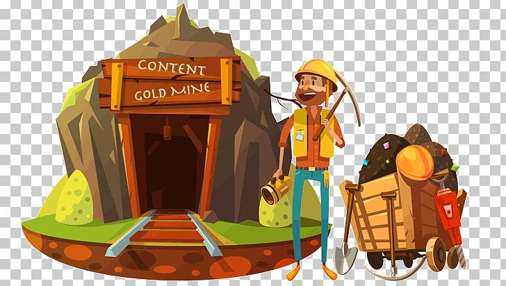 Gold Mining Graphics Stock Illustration PNG, Clipart.