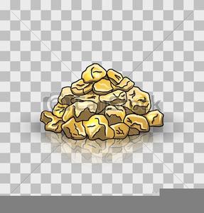 Golden Nugget Clipart.