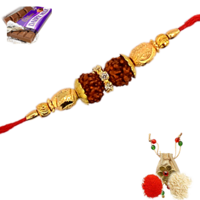 Gold rakhi download free clipart with a transparent.