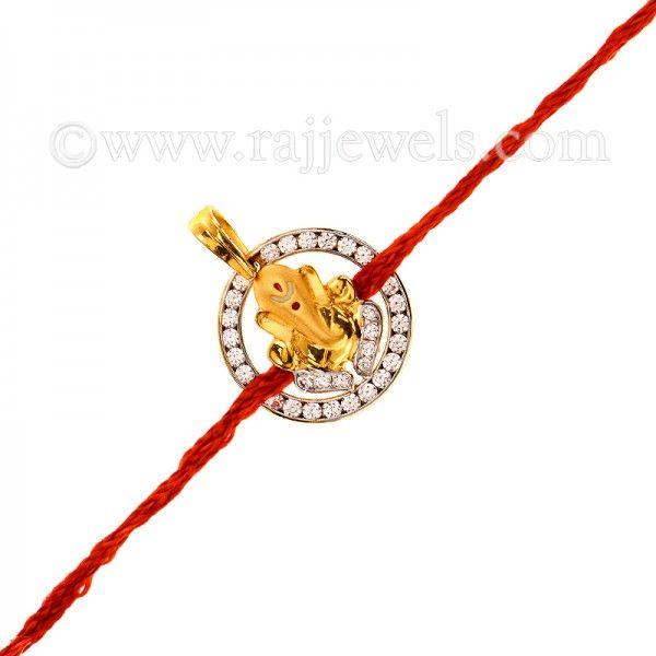 Lord Ganesh Pendant.