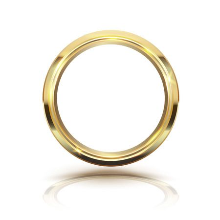 Gold ring clipart 2 » Clipart Station.