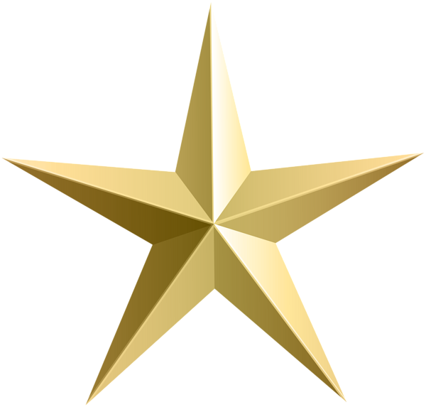 Library of gold star award picture transparent download png.