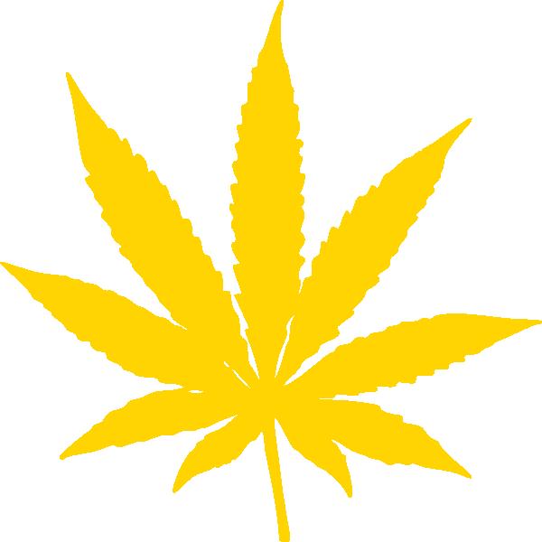 Gold Weed Clip Art at Clker.com.