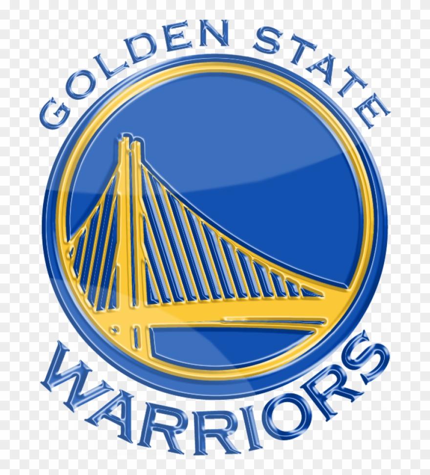 Golden State Warriors Logo Transparent Clipart (#3501285).