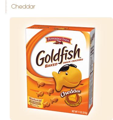 Goldfish Box Clipart.