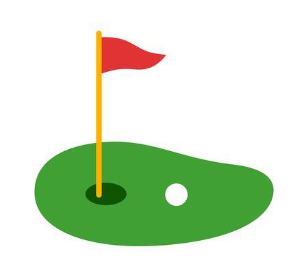 128 Mini Golf Cliparts, Stock Vector And Royalty Free Mini Golf.