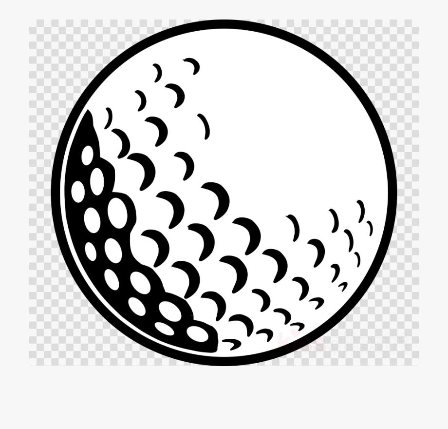 Golf Ball Circle Transparent Png Image Clipart Free.