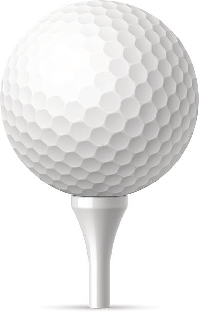 600 Golf Ball free clipart.