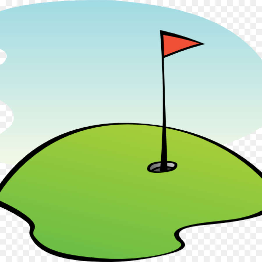 Golf Club Background clipart.