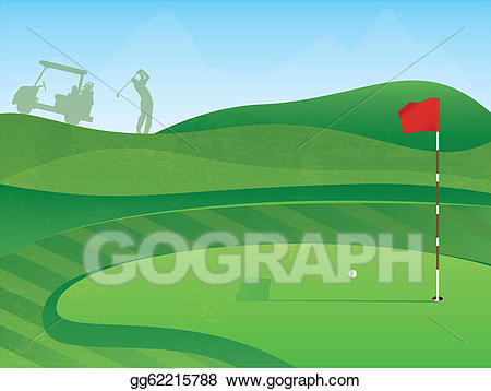 Golf Course Clipart Free Download Clip Art.