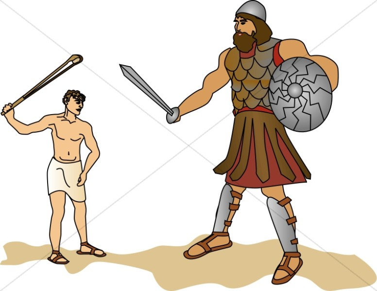 Goliath clipart 5 » Clipart Station.