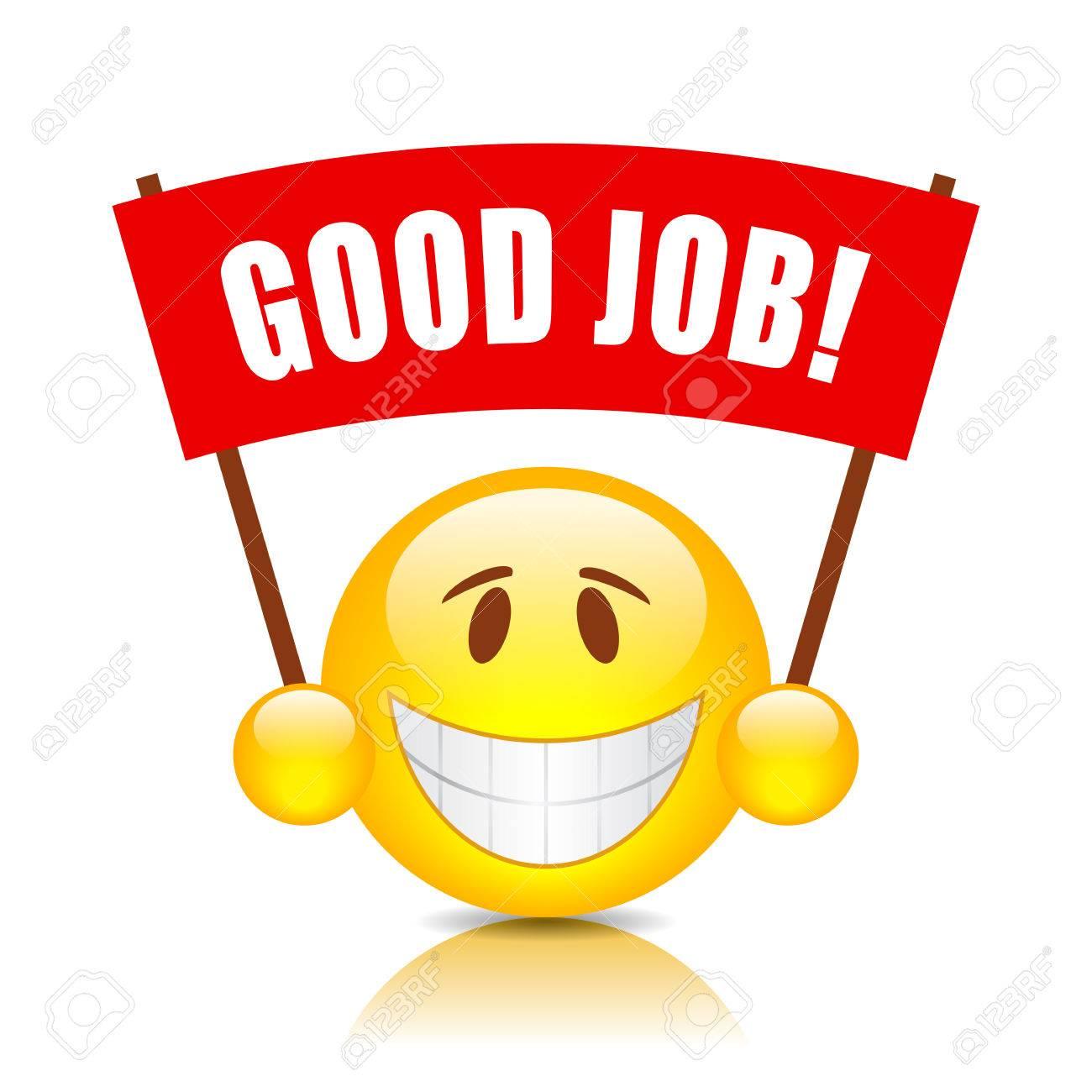 424 Good Job free clipart.