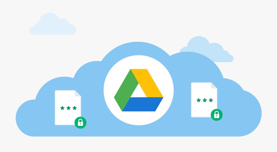 Cloud Clipart Google Drive.
