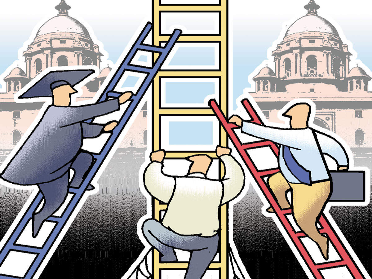 lateral entry: Lateral entry: Over 6,000 private sector.
