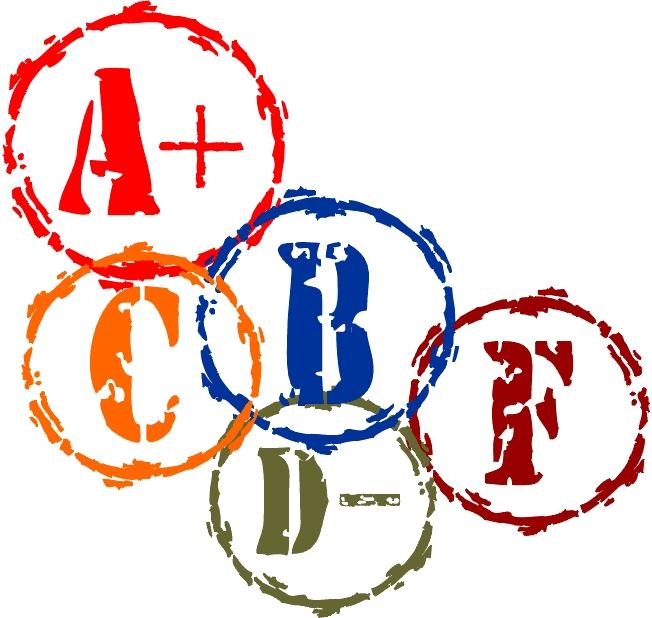 475 Grades free clipart.