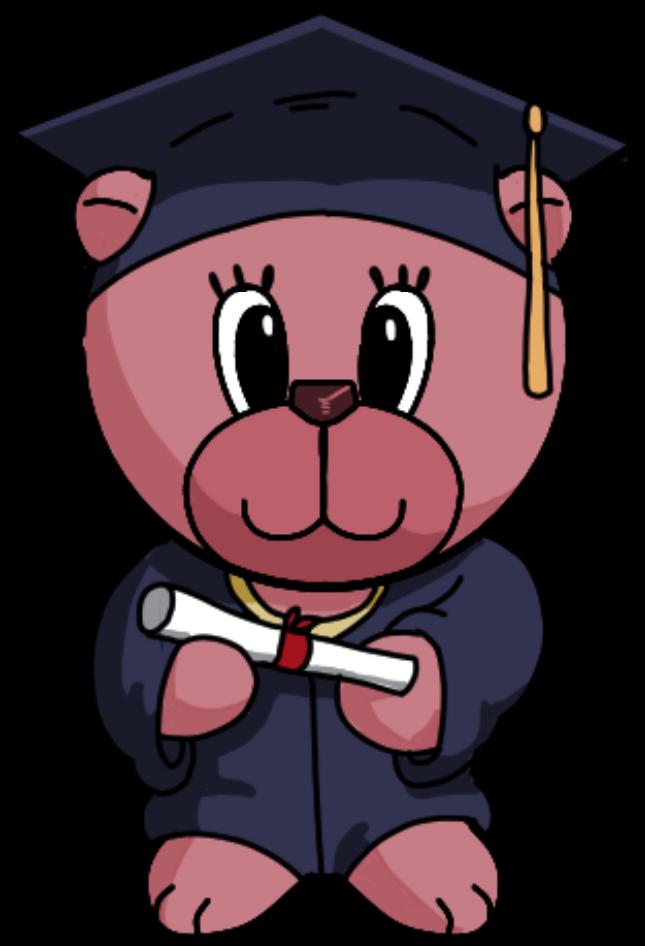 Graduation Papers Bears Part.