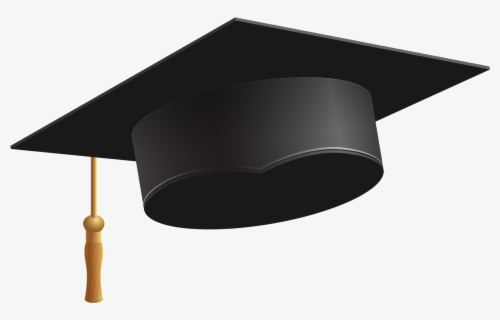 Free Grad Cap Clip Art with No Background.