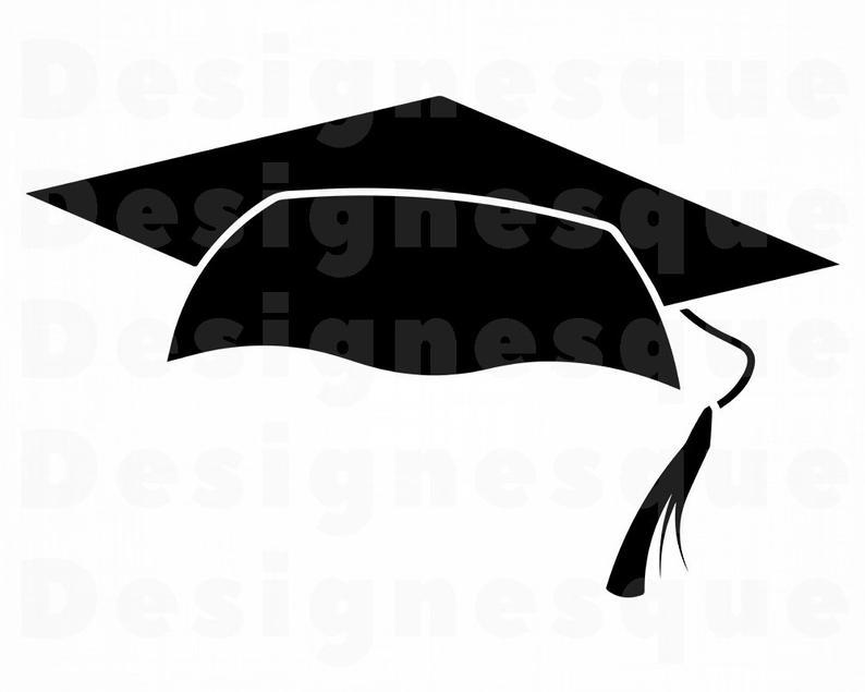 Graduation Cap #3 SVG, Graduation SVG, Graduation Cap Clipart, Graduation  Cap Files for Cricut, Cut Files For Silhouette, Dxf, Png, Eps,.