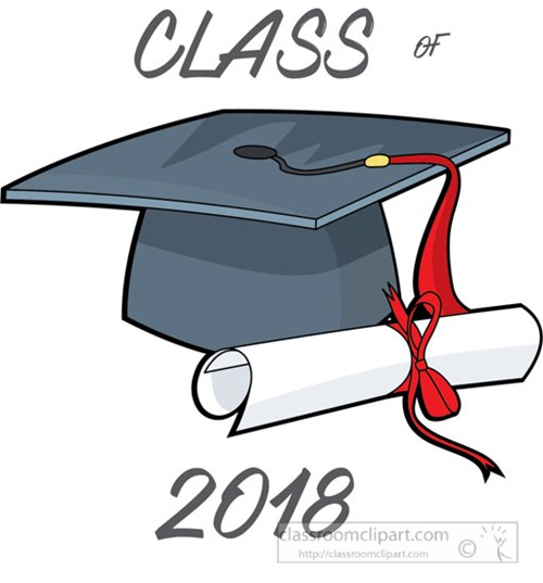 2018 Graduation is being streamed live..