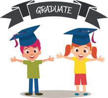 Free Graduation Clipart.