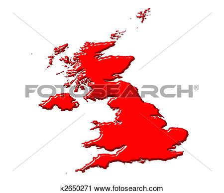 Clipart Gran Bretagna.