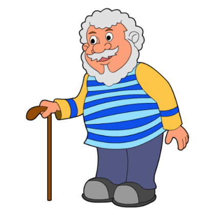 Download Grandfather Photos Free Clipart HD HQ PNG Image.