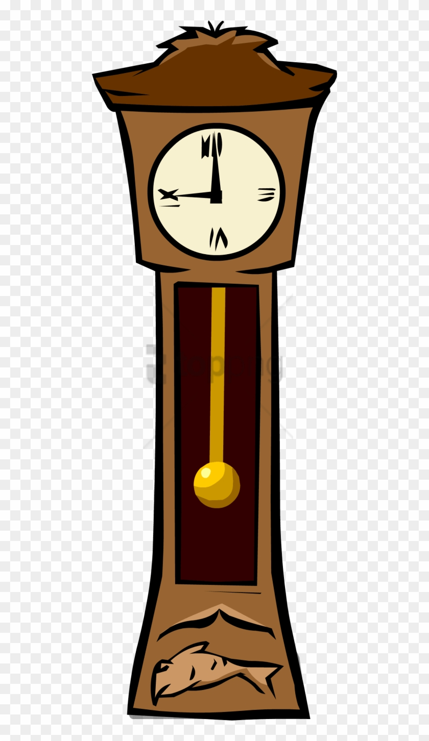 Free Png Grandfather Clock Png Image With Transparent.