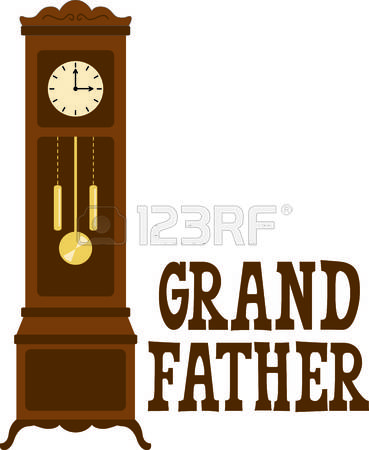 98+ Grandfather Clock Clipart.