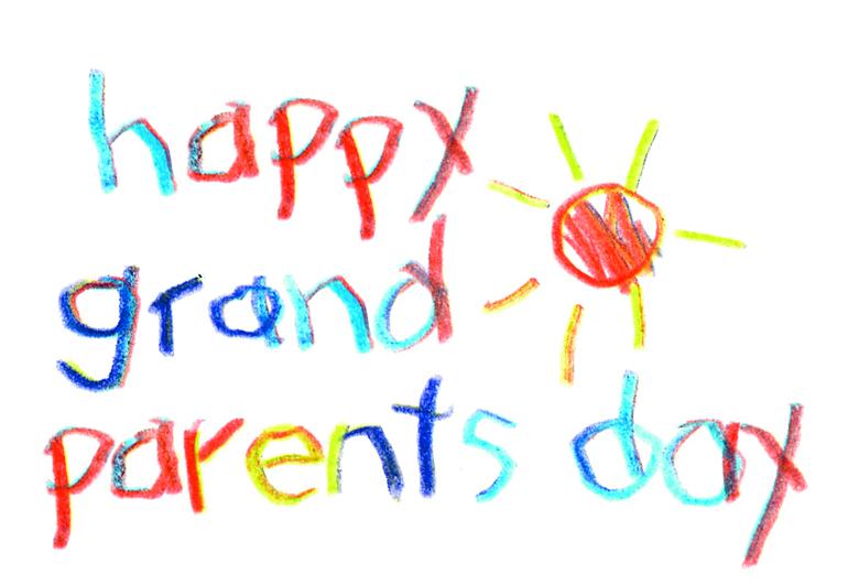 Free Clip art of Grandparents Day Clipart #5952 Best Grandparents.