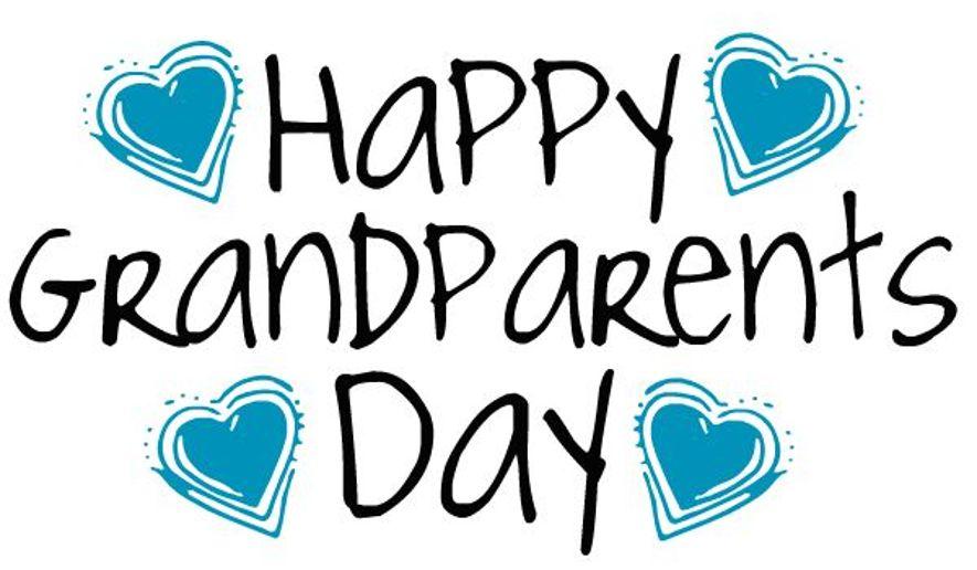 Calendar Clip Art Grandparents Day.