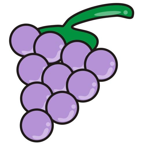 Grapes vine clipart grape with leaf clip art id image clipartix.
