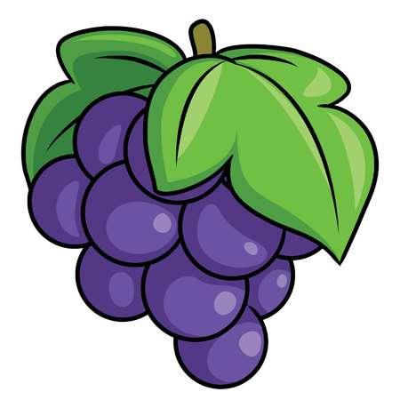 7,283 Grapes Cartoon Stock Vector Illustration And Royalty Free.