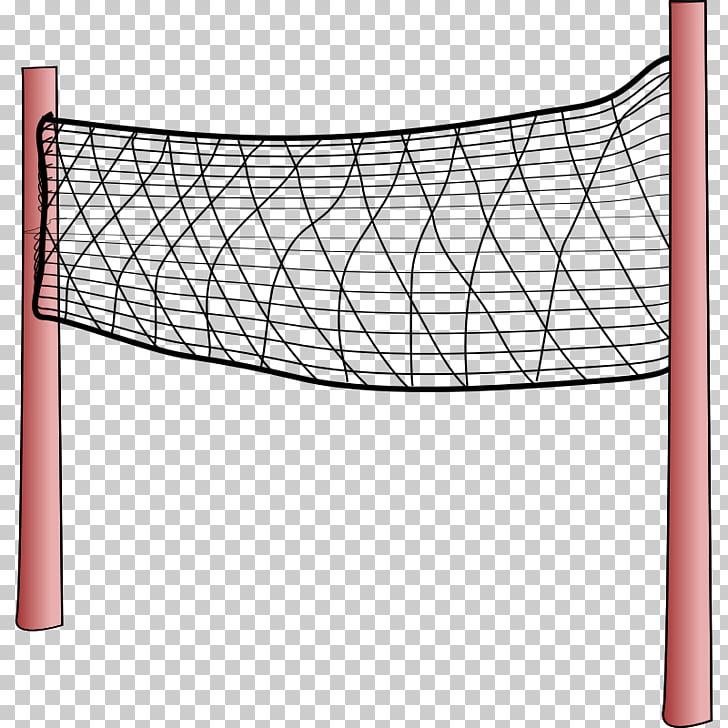 Volleyball net , Volleyball Cartoon s PNG clipart.