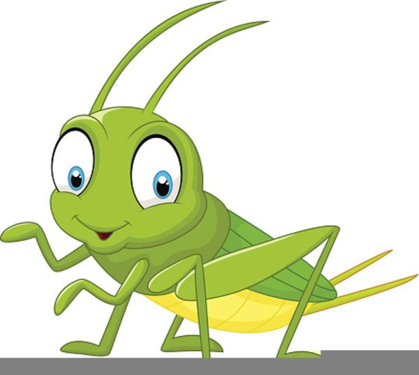 Free Clipart Grasshopper.