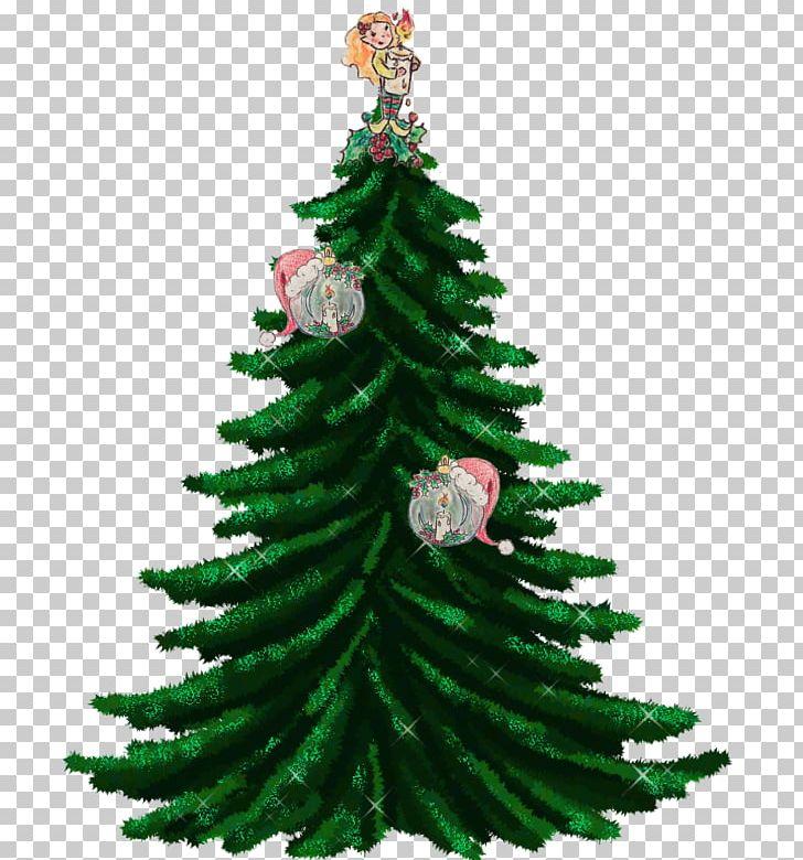 Christmas Tree Fir Garland Guirlande De Noël PNG, Clipart.