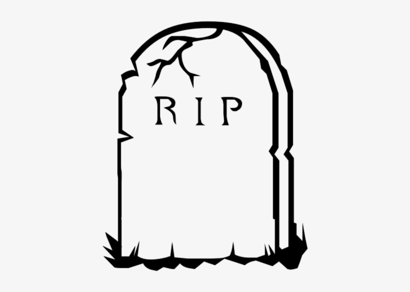 Rip Clipart Gravestone Free Transparent PNG Download Limited.