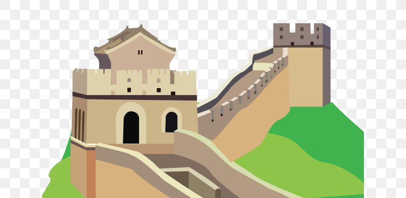 Great Wall Of China Clip Art, PNG, 650x400px, Great Wall Of.