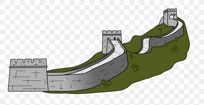 Great Wall Of China Clip Art, PNG, 1008x523px, Great Wall Of.